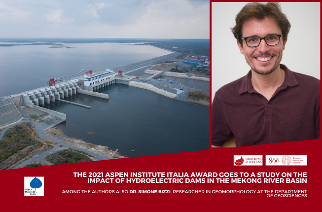 Collegamento a The 2021 Aspen Institute Italia Award goes to a study on the impact of hydroelectric dams in the Mekong River basin