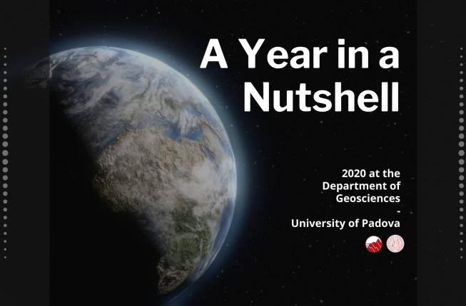 Collegamento a A Year in a Nutshell – Il 2020 al Dipartimento di Geoscienze