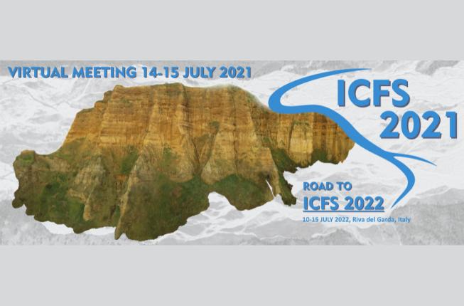 Collegamento a ICFS2021 - Road to ICFS2022: il 14 e 15 luglio 2021 ritorna l'International Conference of Fluvial Sedimentology
