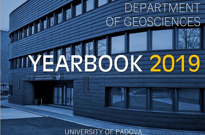 Collegamento a Il Primo Annuario del Dipartimento di Geoscienze