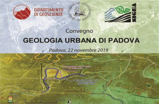 Collegamento a Geologia Urbana di Padova